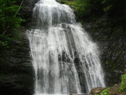 г. Ткуарчал + 4 водопада