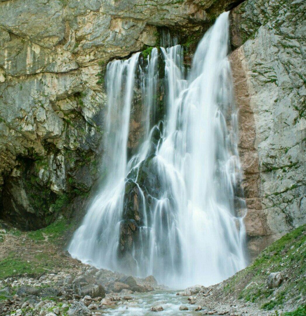 Гегский водопад + озеро Рица