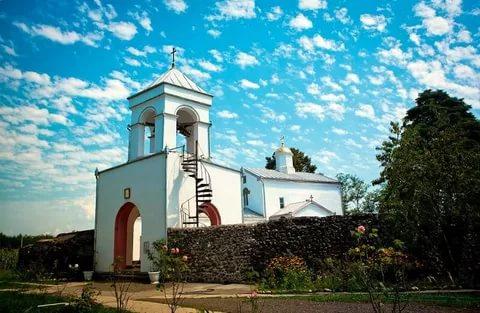 Илор, Церковь Святого Георгия