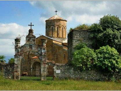 Святые места Абхазии