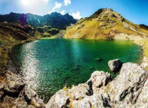 Озеро Мзы + Альпийские луга